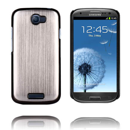 Image of   Alloy M1 (Sølv) Samsung Galaxy S3 Cover