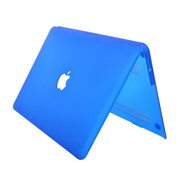 "Image of   Hard Shell Transparent (Blå) Macbook Air 13.3"" Cover"