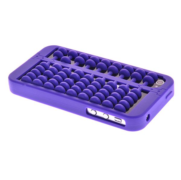 Image of   Abacus (Lilla) iPhone 4/4S Cover