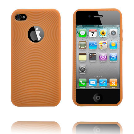 Image of   Bombay (Orange) iPhone 4S Cover