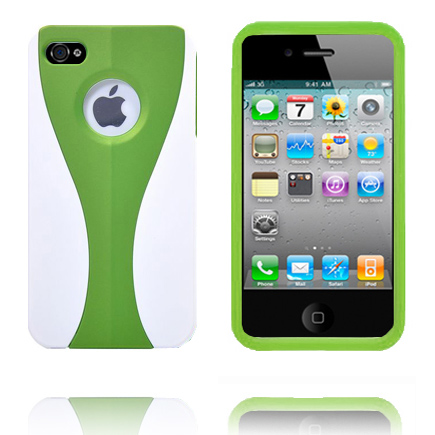 iCurve Snap-On (Grøn) iPhone 4S Cover