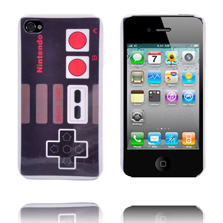 Image of   4S RETRO CASE (Game Pad) iPhone 4S Cover
