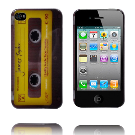 Image of   4S RETRO CASE (Kassette) iPhone 4S Cover
