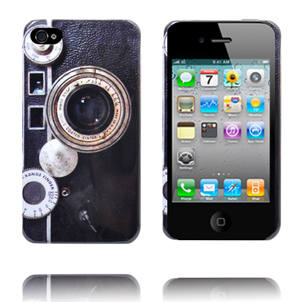 RAW (Kamera) iPhone 4S Cover