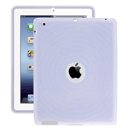 Image of   Bombay (Hvid) iPad 3/iPad 4 Cover