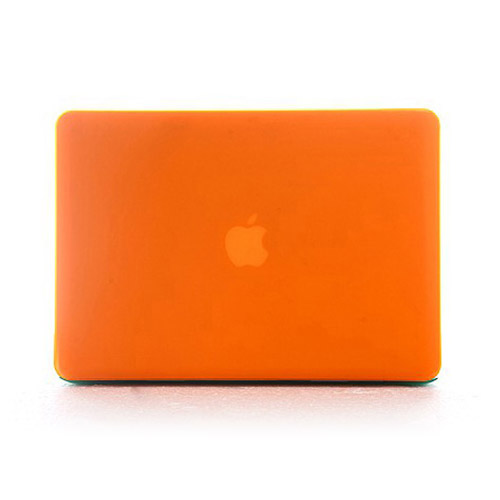 Image of   Breinholst (Orange) Macbook Pro 15.4 Retina Cover
