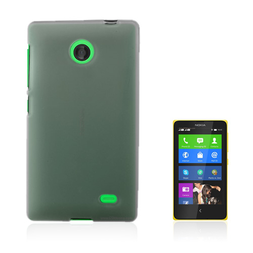 Image of   Bergman (Transparent) Nokia X Cover