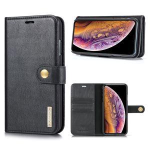 DG.Ming iPhone Xs Max 2-in-1 Pung Etui - Sort