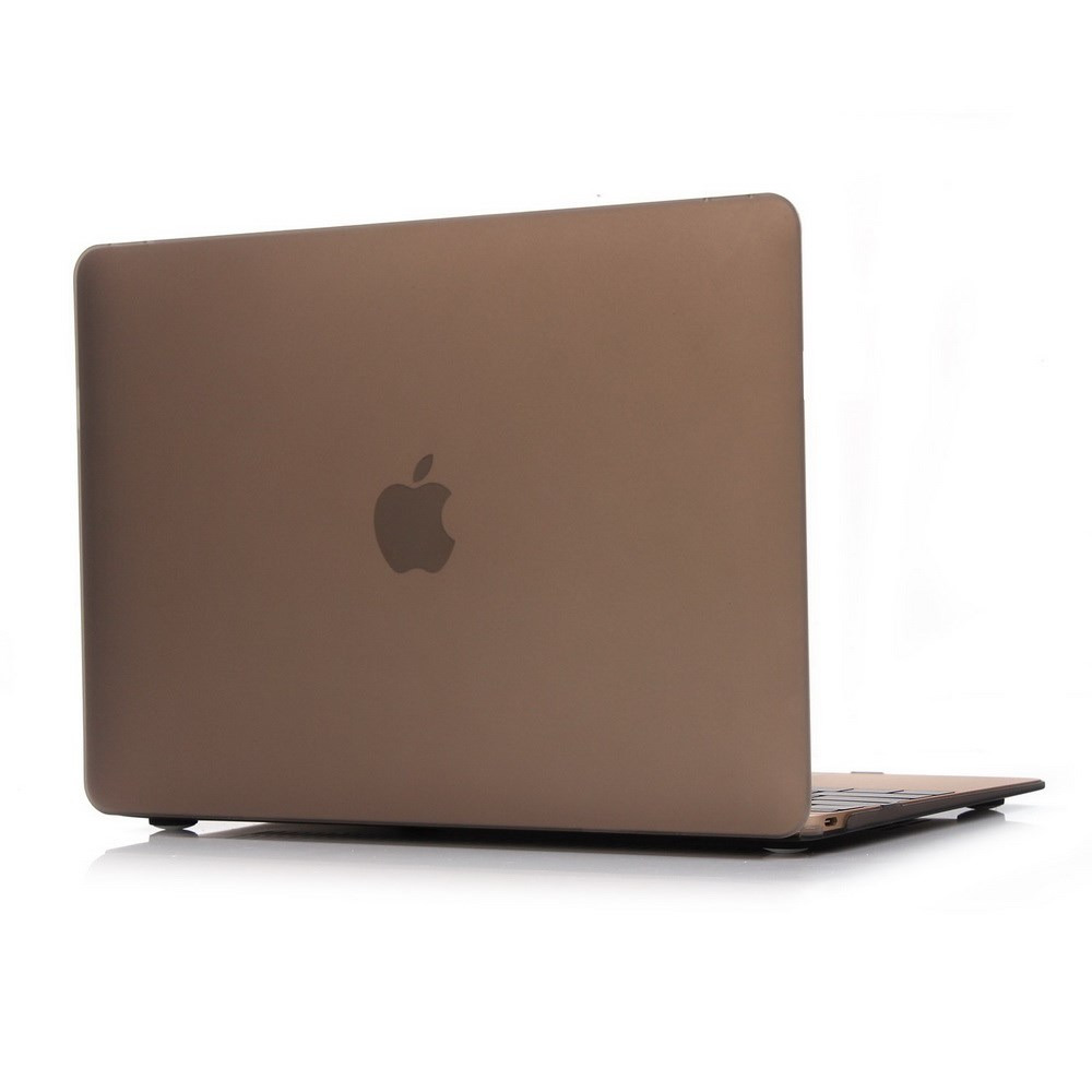 Image of   Ancker Macbook 12-inch (2015) Retina Display Hårdt Etui - Matte Grey