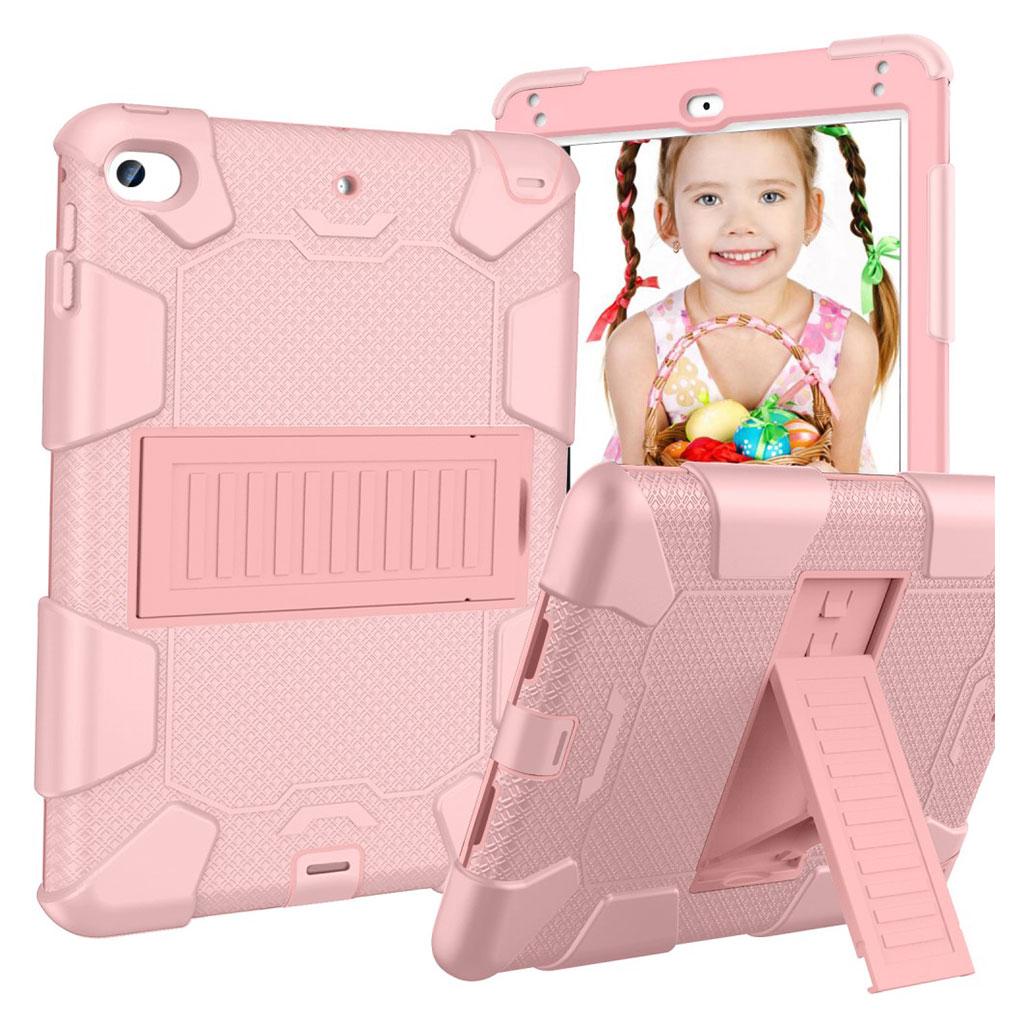 iPad Mini (2019) two-tone hybrid case - Rose Gold
