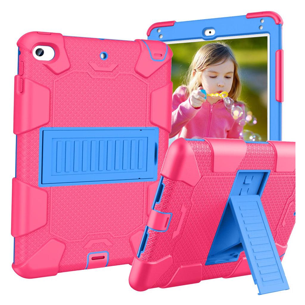 iPad Mini (2019) two-tone hybrid case - Rose / Blue