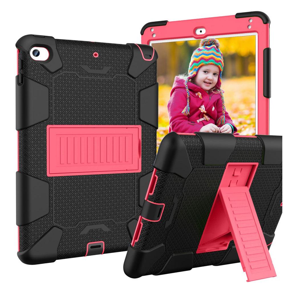 iPad Mini (2019) two-tone hybrid case - Black / Rose