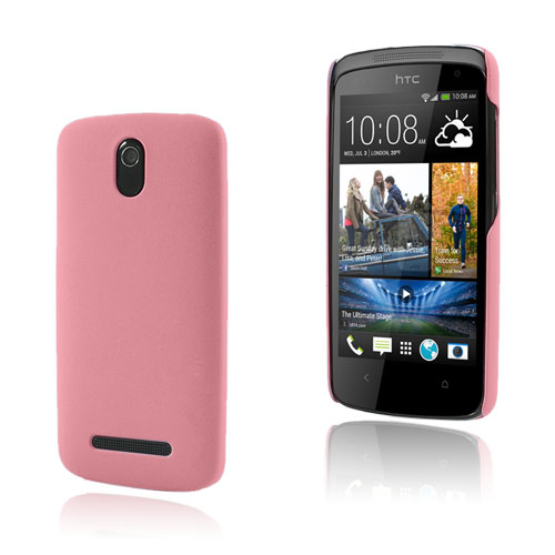 Quicksand (Pink) HTC Desire 500 Cover