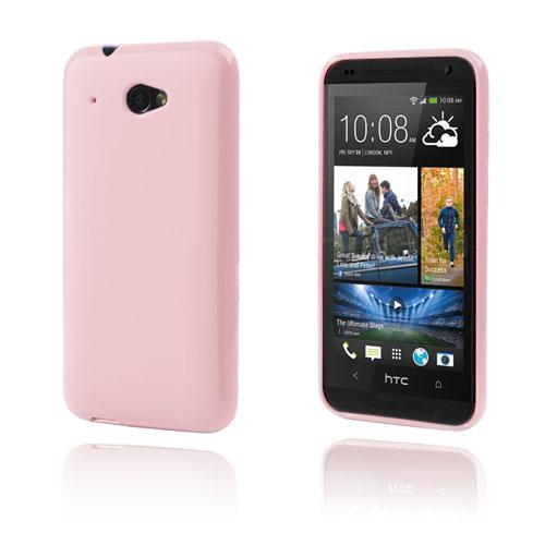 GelCase (Pink) HTC Desire 601 Cover