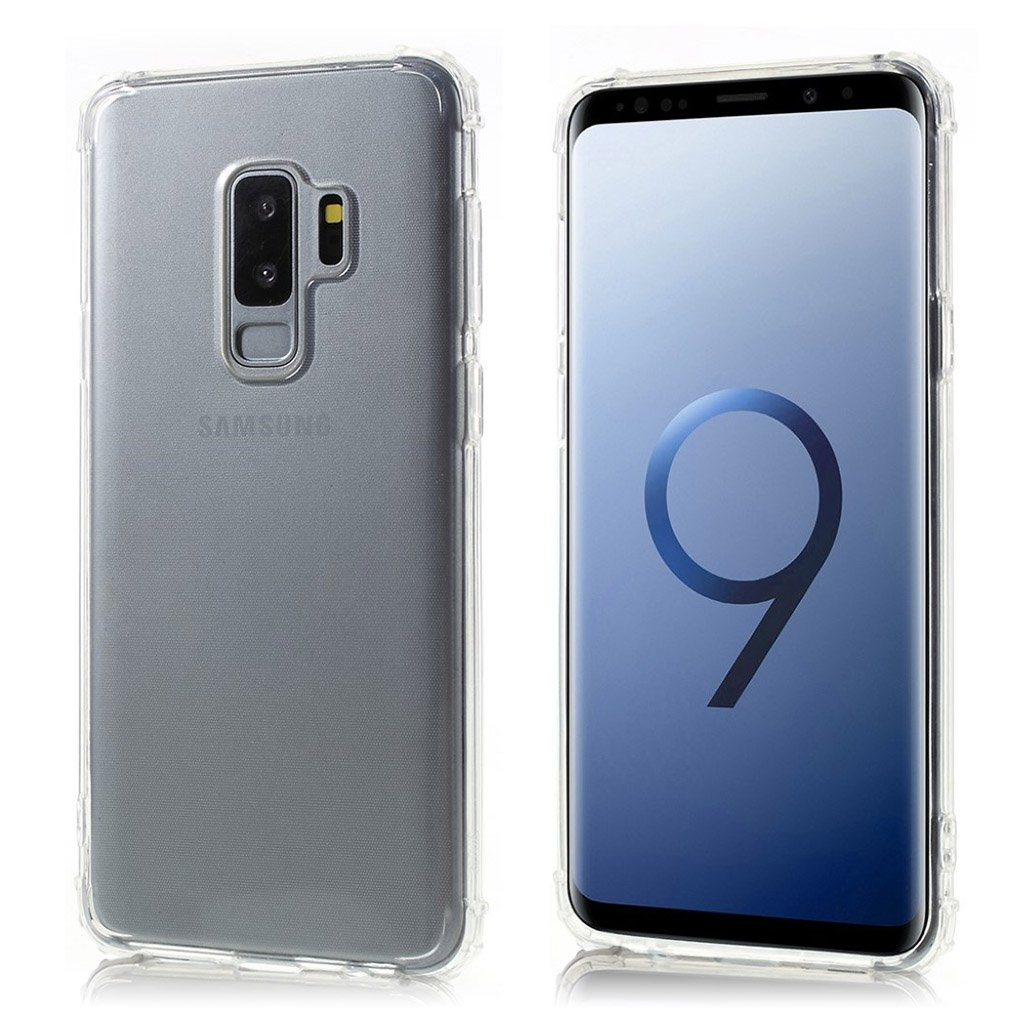 Samsung Galaxy S9 Plus shockproof case - Transparent