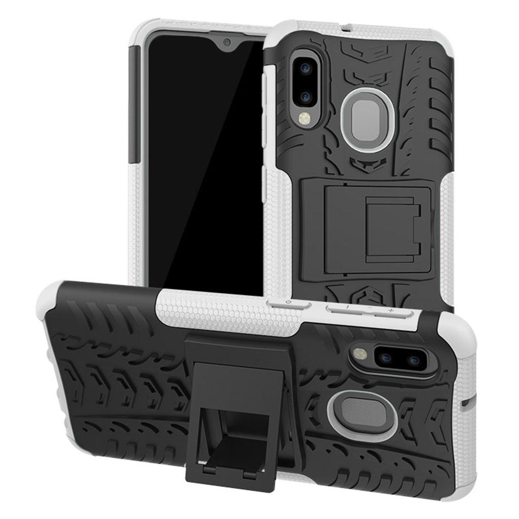 Offroad Samsung Galaxy A20e case - White