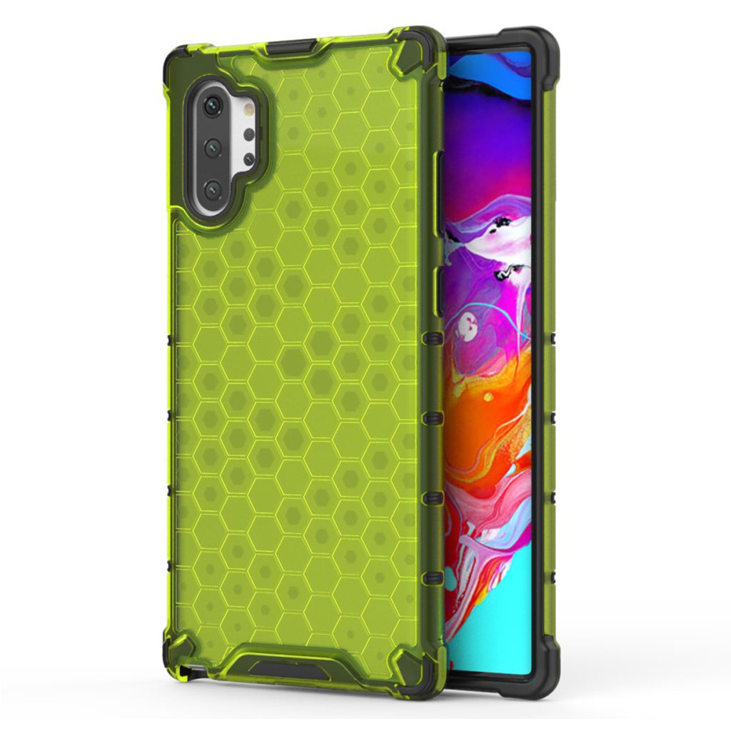 Bofink Honeycomb Samsung Galaxy Note 10 Pro case - Green