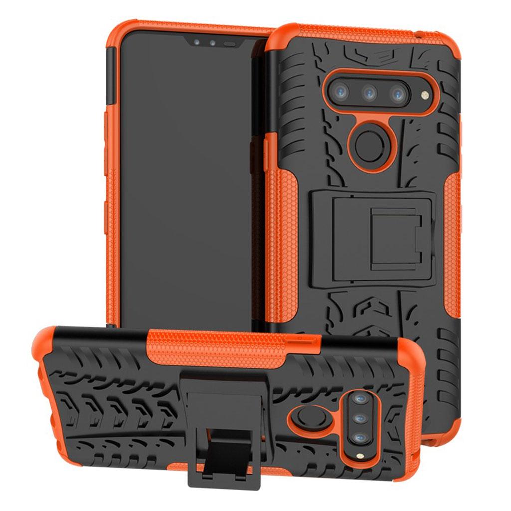 Offroad LG V40 ThinQ cover - Orange