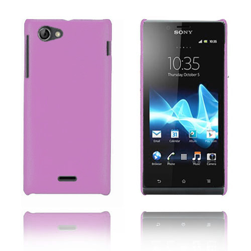 Image of   Alpha (Lys Lilla) Sony Xperia J Cover