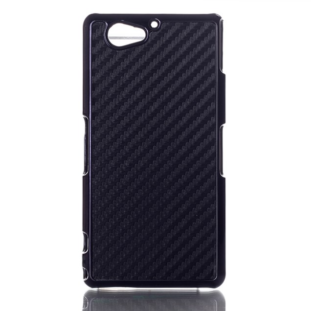 Carbon (Sort) Sony Xperia A2 Cover