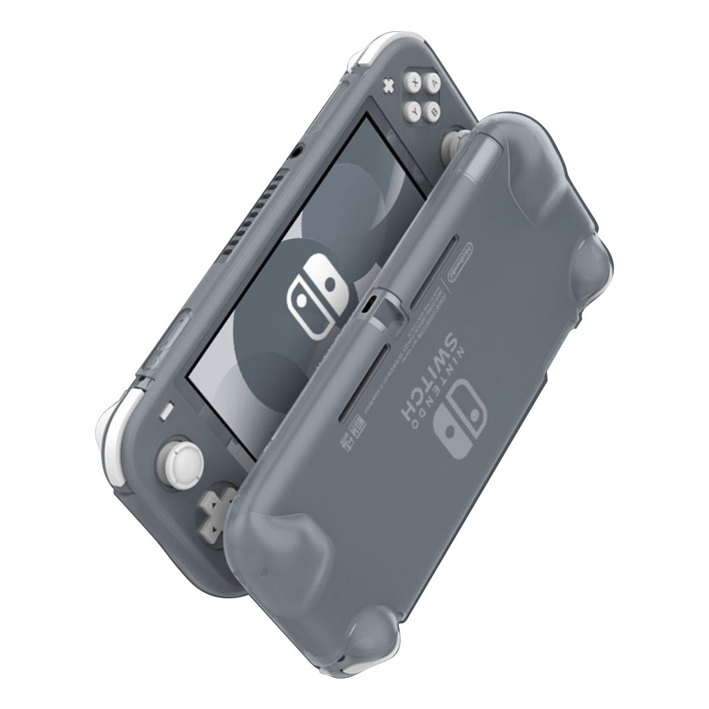 Nintendo Switch Lite cool silicone case - Grey