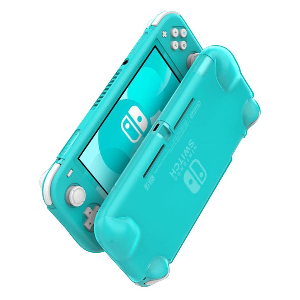 Nintendo Switch Lite cool silikone etui - Cyan