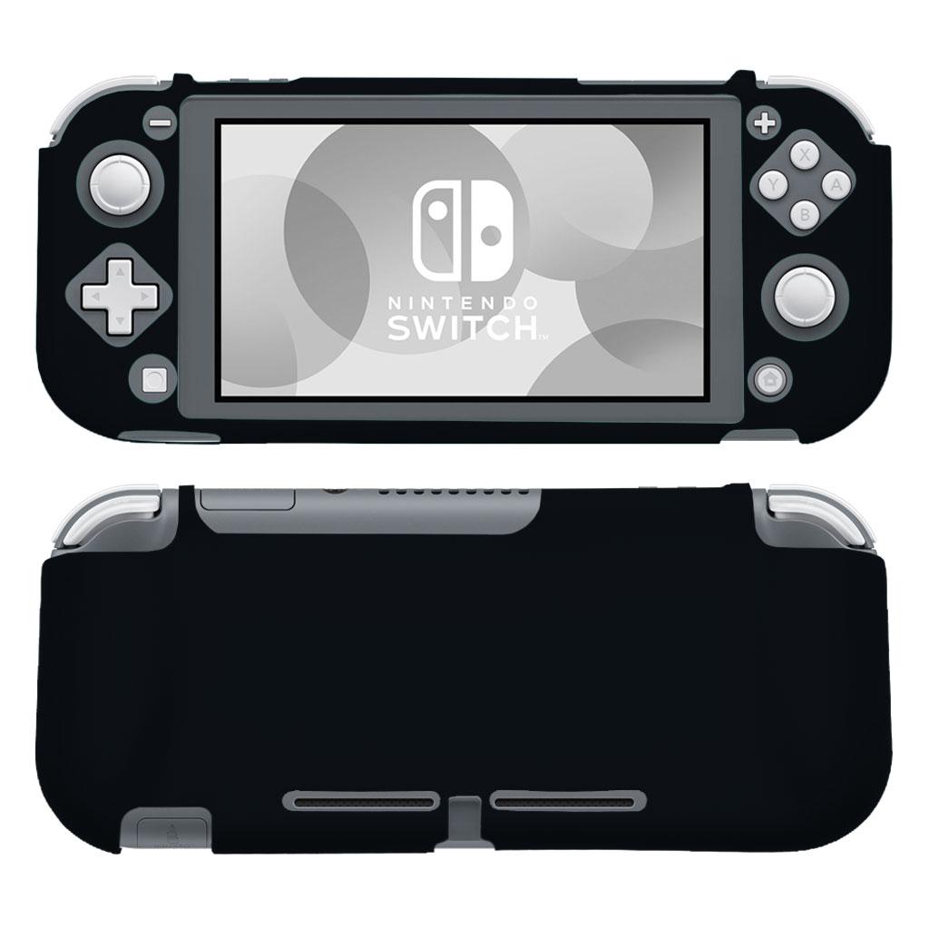 Nintendo Switch Lite silikone etui - Sort