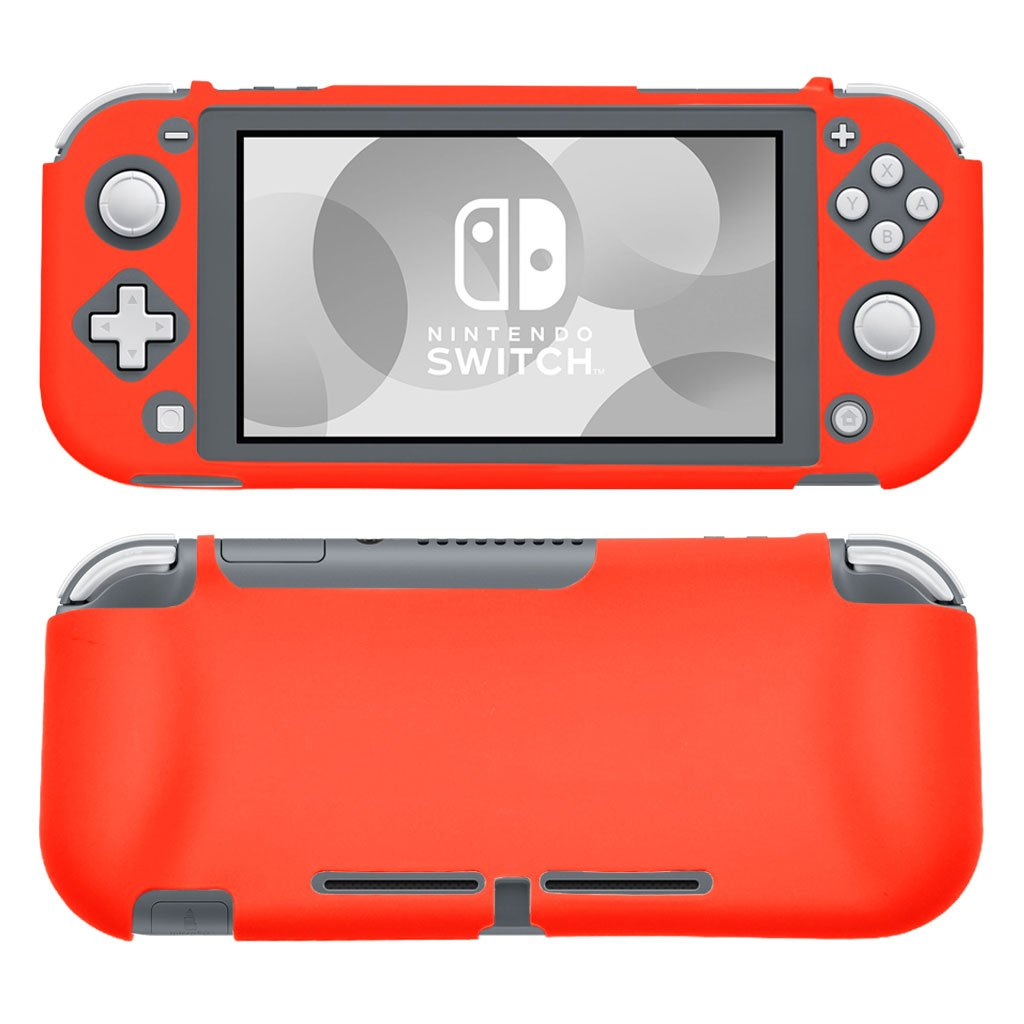 Nintendo Switch Lite silicone case - Red