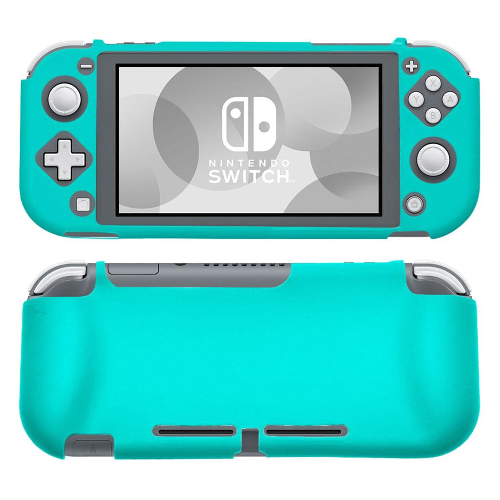 Nintendo Switch Lite silikone etui - Blå