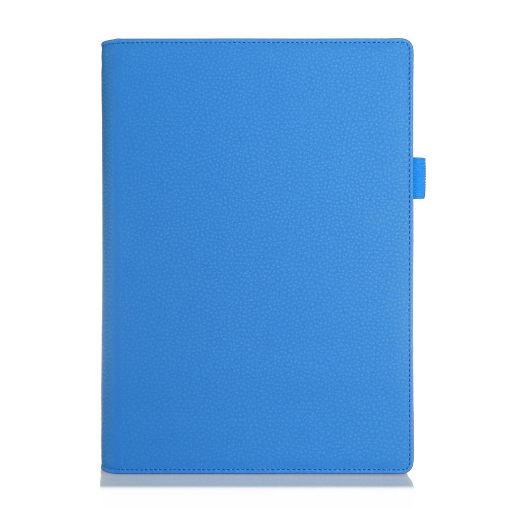 Image of   Bernhoft Lenovo Yoga Tablet 2 10.1 Læder Flip Etui - Blå