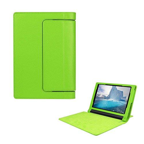Image of   Egner Flap Lenovo Yoga Tab 3 8.0 Læder Etui - Grøn