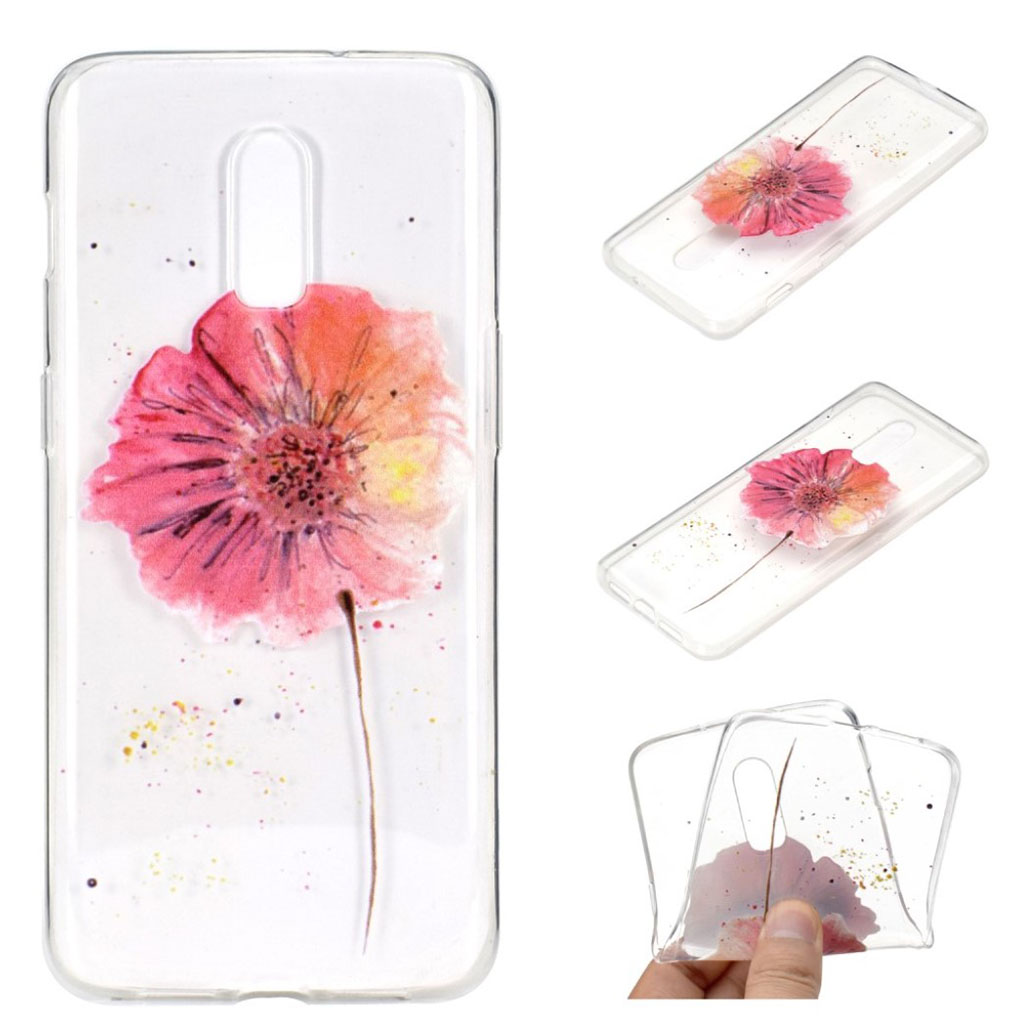 Deco OnePlus 7 cover - Smukke Blomster