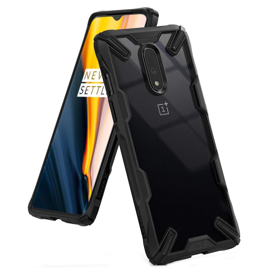 Ringke FUSION X OnePlus 7 - Black