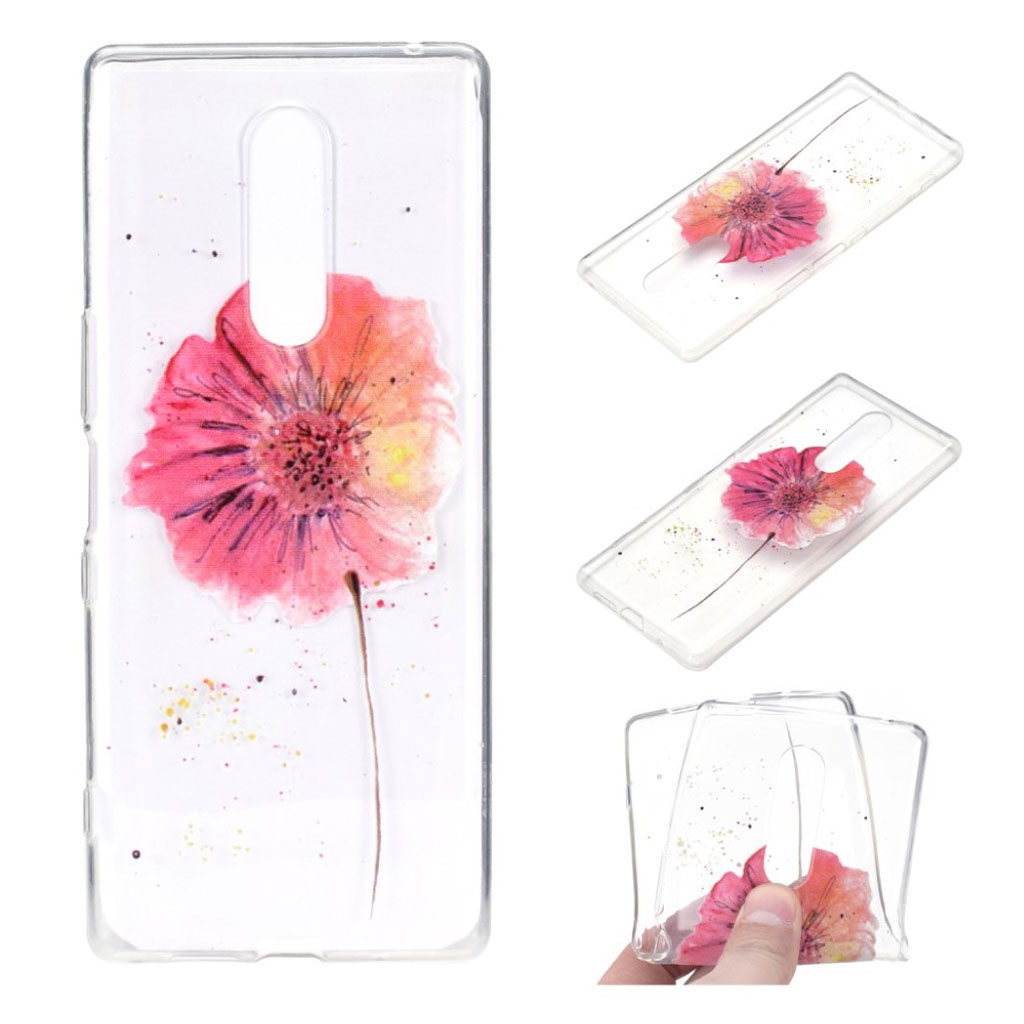 Deco OnePlus 7 Pro cover - Smukke Blomster