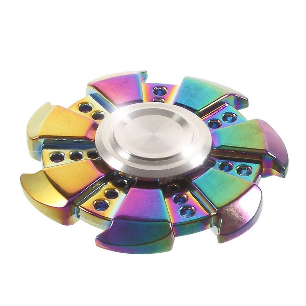 Image of   Fidget Hand Spinner - Mange farver