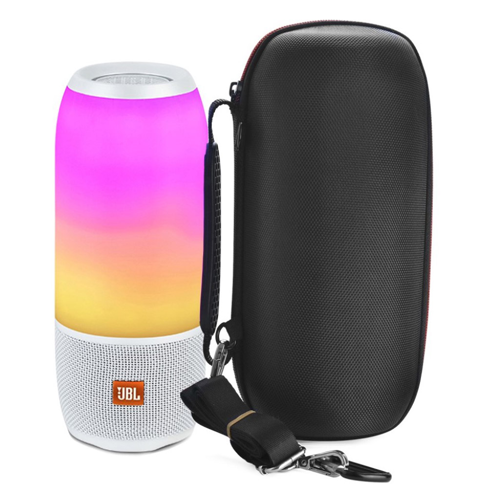 JBL Pulse 3 / Charge 3 shockproof portable case - Black