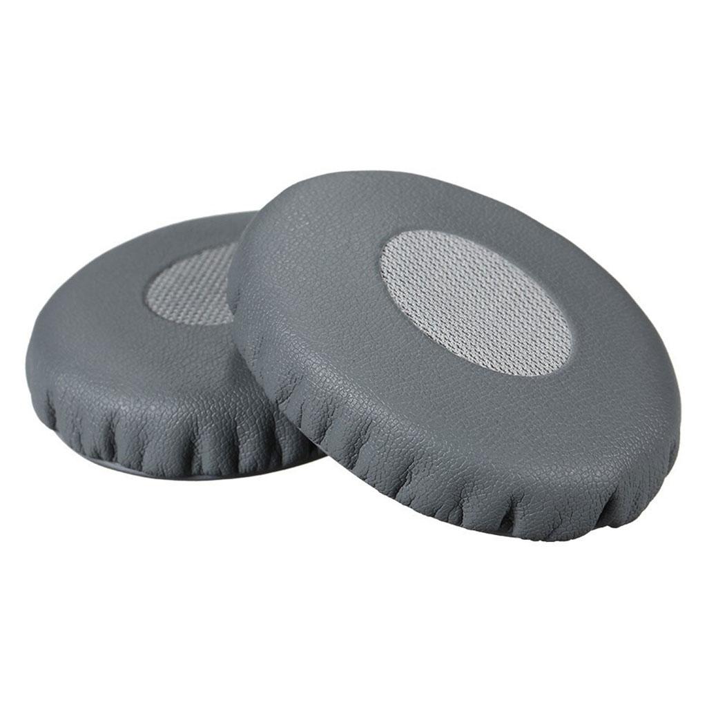 BOSE OE2 læder foam ear cup pude - Grå