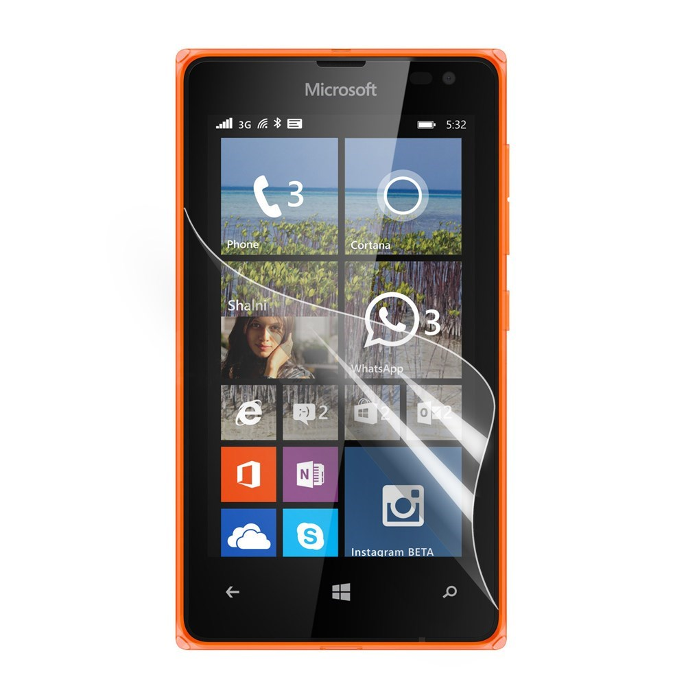 Skærmbeskyttelse til Lumia532 - I Ultra Blankt