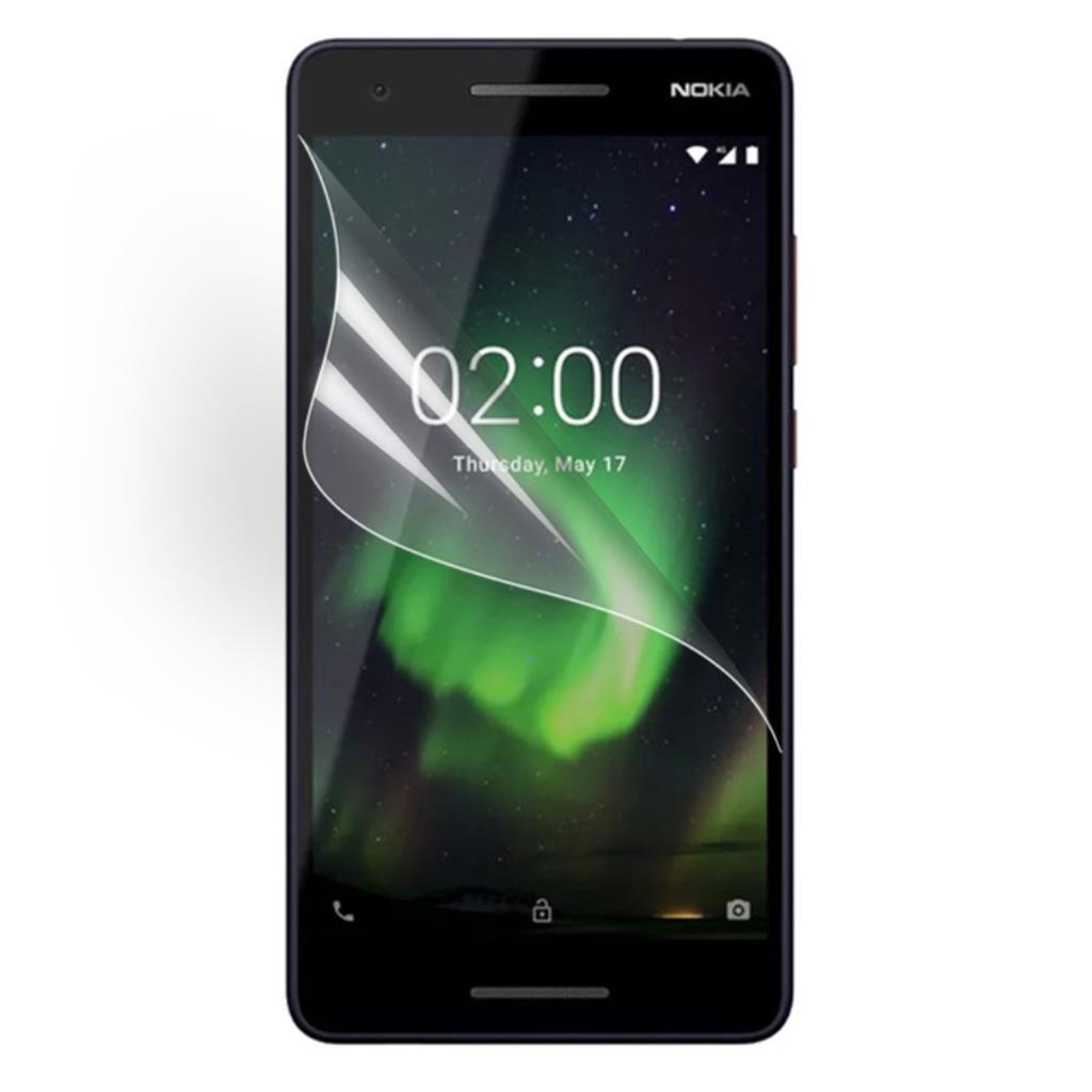Ultraklar LCD skærmbeskyttelse til Nokia 2.1