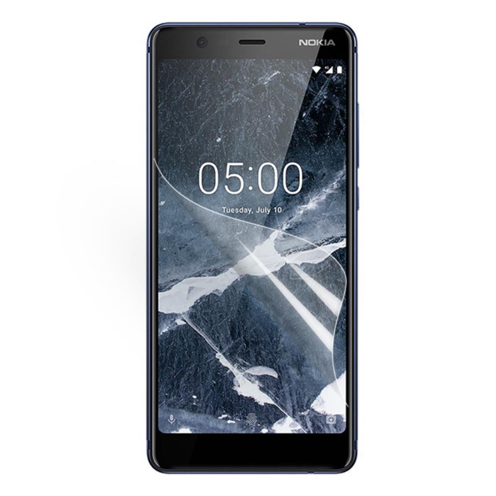Ultraklar LCD skærmbeskyttelse til Nokia 5.1