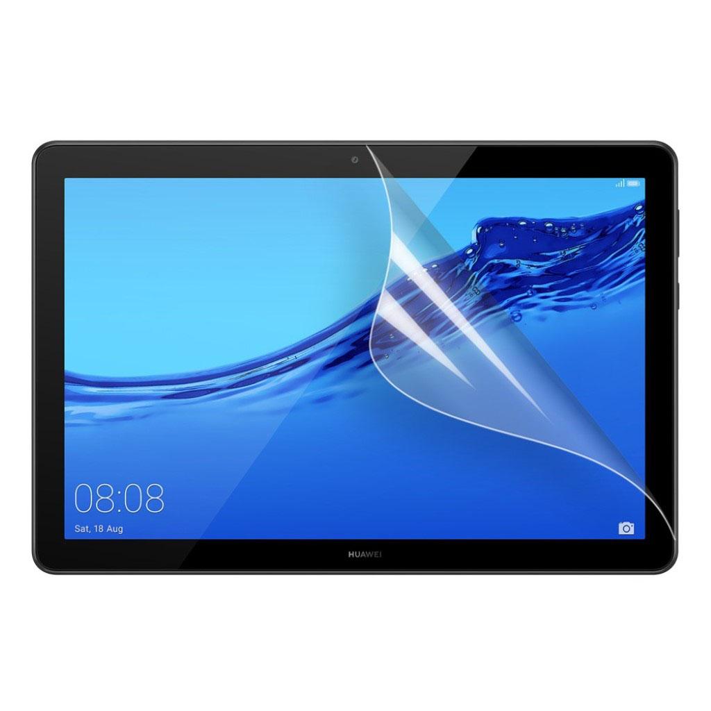 Huawei MediaPad T5 10 beskyttelsesfilm i silikone til LCD skærm - Transparent