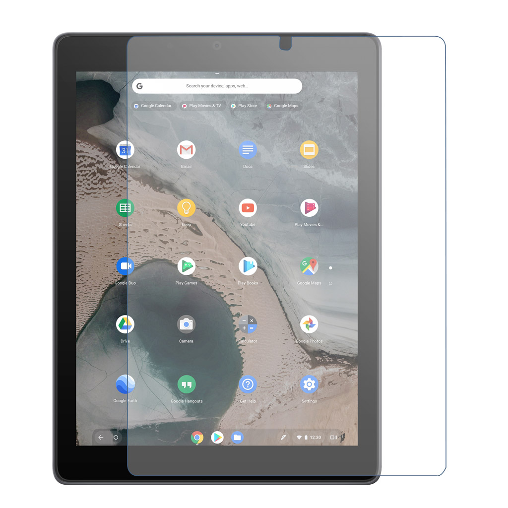 ASUS Krombook Tablet CT100 HD skærmbeskyttelse