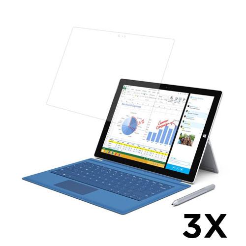 Skærmbeskyttelse til Microsoft Surface Pro 3. 3 Psc.