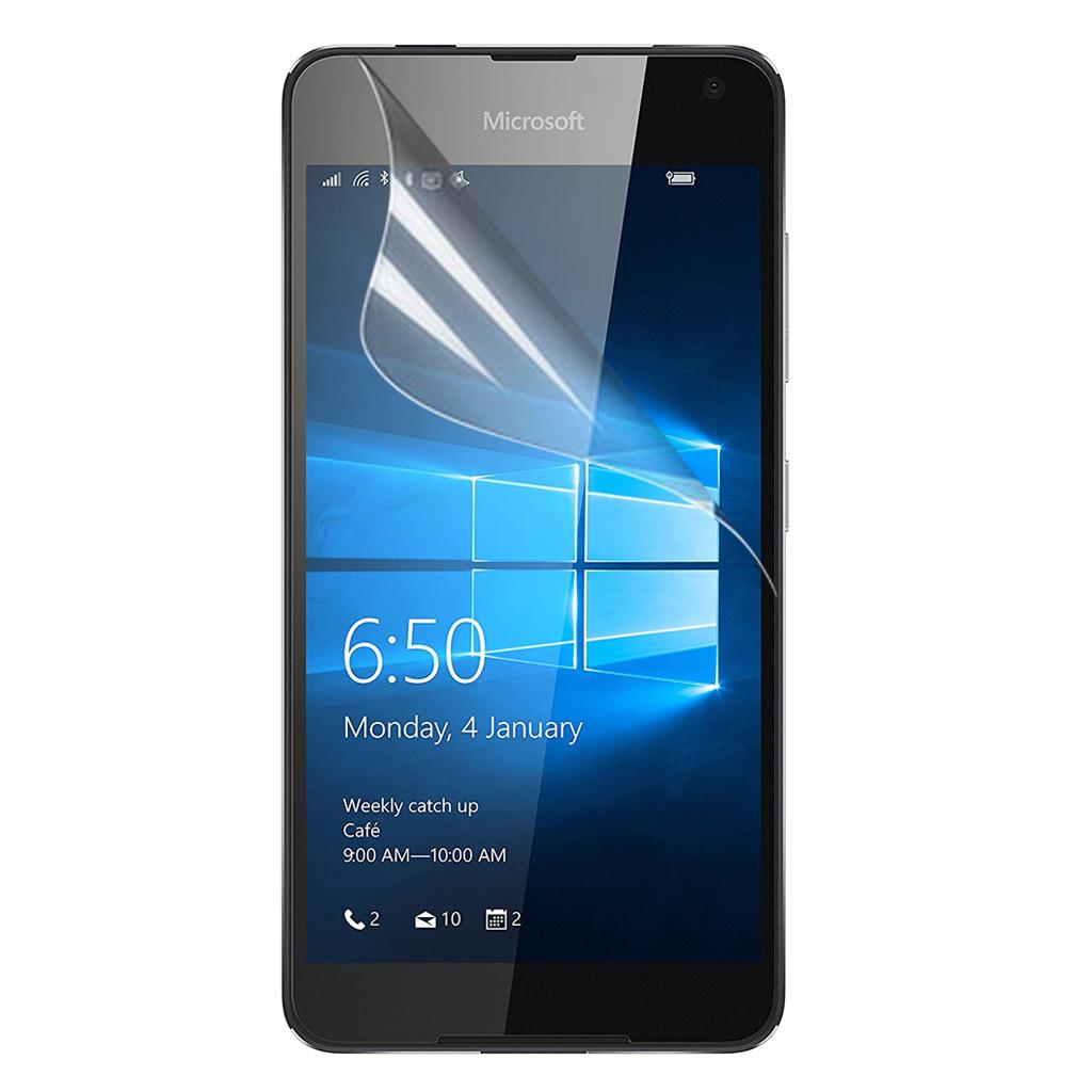 Skærmbeskyttelsesfilm til Microsoft Lumia 650 / Dual Sim - 3 stk