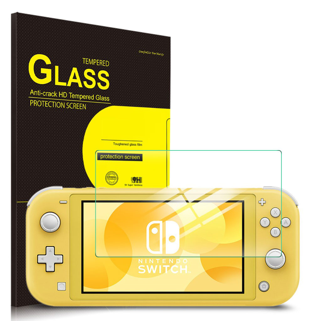 IVSO Nintendo Switch Lite tempered glass screen protector