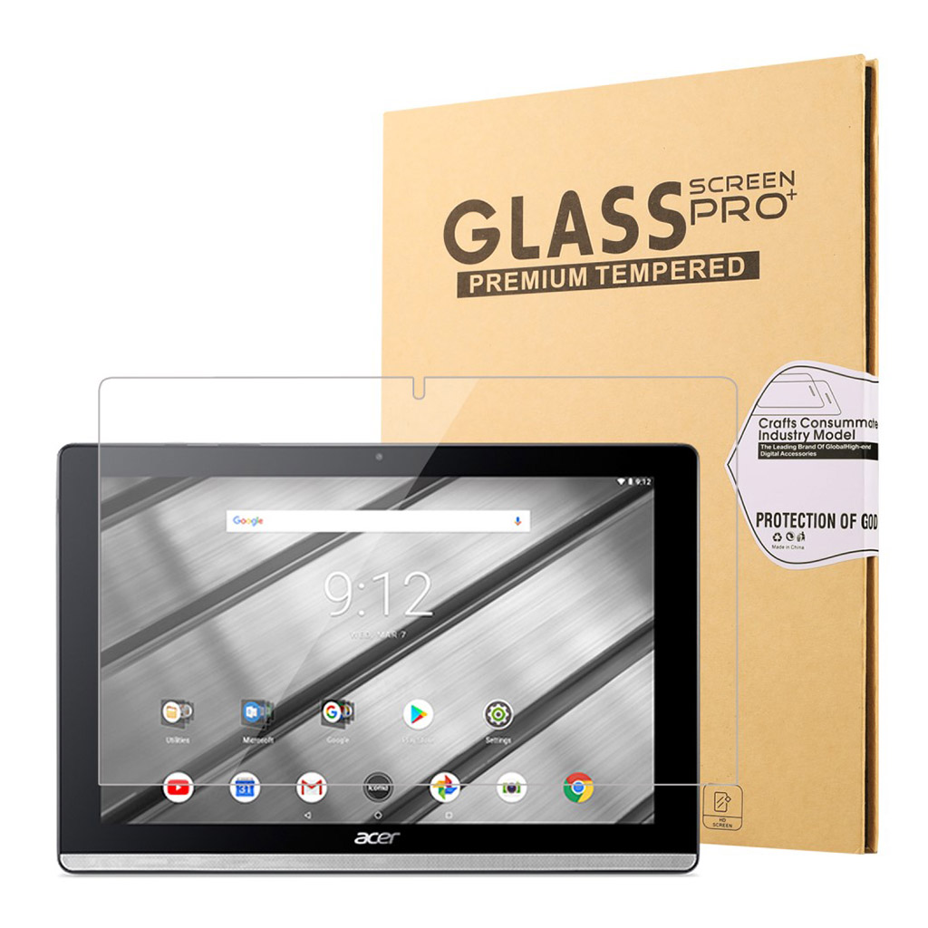 Acer Iconia One 10 - B3-A50 tempred glass screen protector