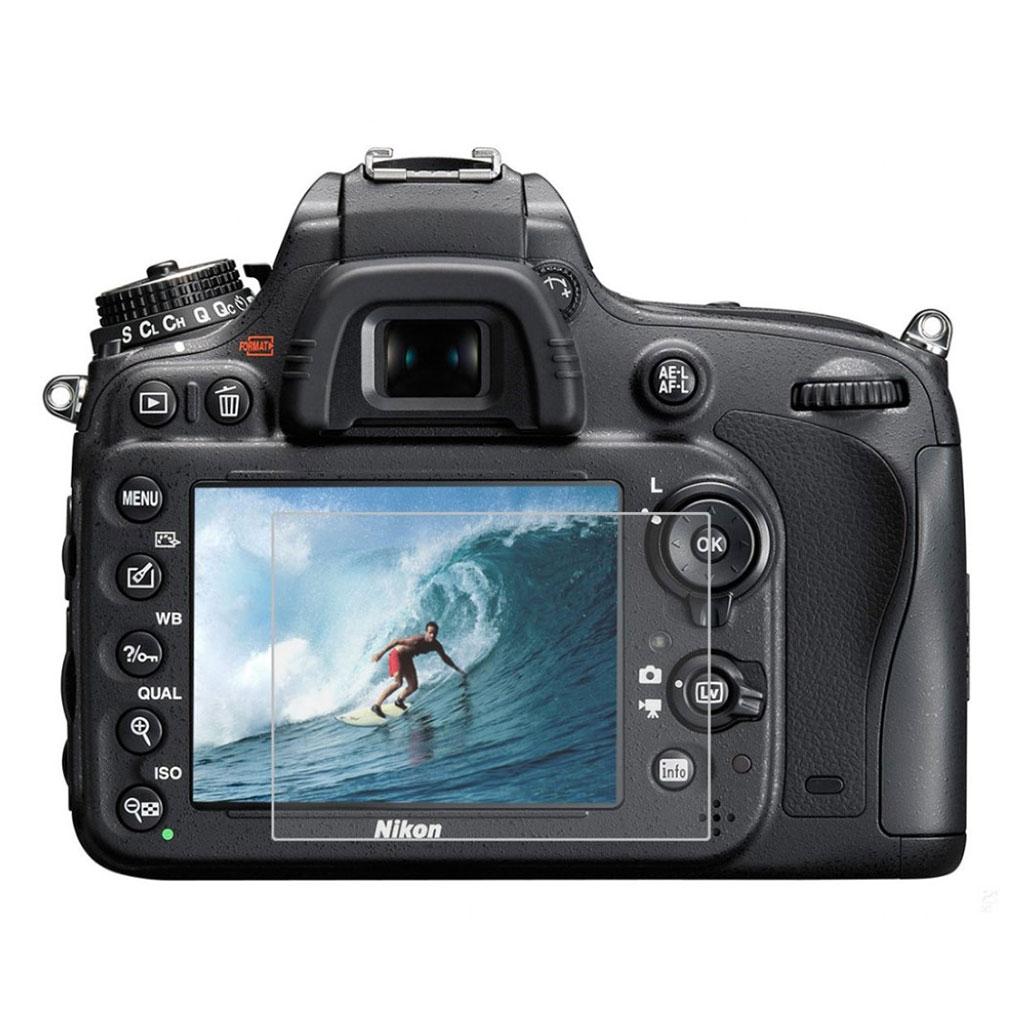 PULUZ PU5509 Nikon D500 / D600 / D610 / D7100 / D7200 / D750 / D800 / D810 9H skærmbeskytter i hærdet glas