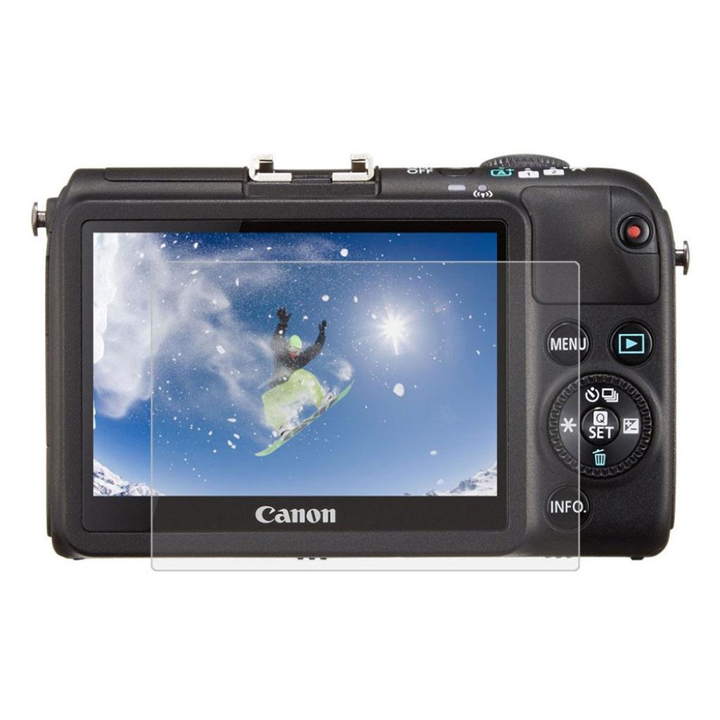 PULUZ PU5507 Canon M2 / SX700 HS 9H skærmbeskytter i hærdet glas