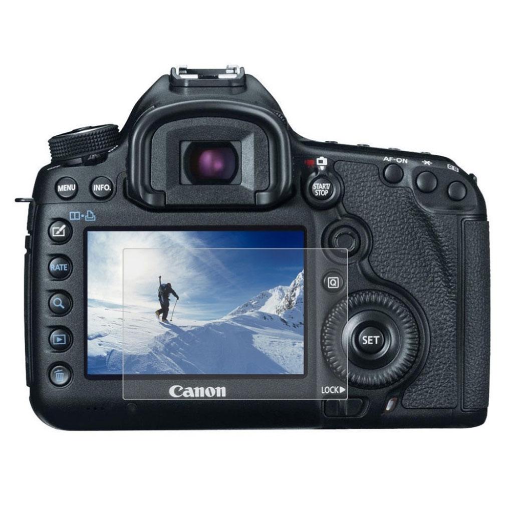 PULUZ PU5501 Canon EOS 5D Mark III 9H skærmbeskytter i hærdet glas