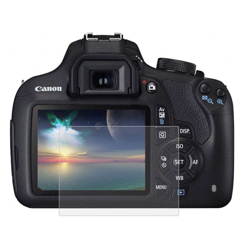 PULUZ PU5506 Canon EOS 1300D 9H skærmbeskytter i hærdet glas